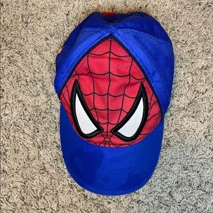 Spider-Man Baseball Cap Toddler Boy